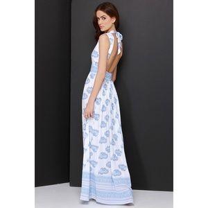 FAITHFULL THE BRAND   Night Orchard Maxi Dress